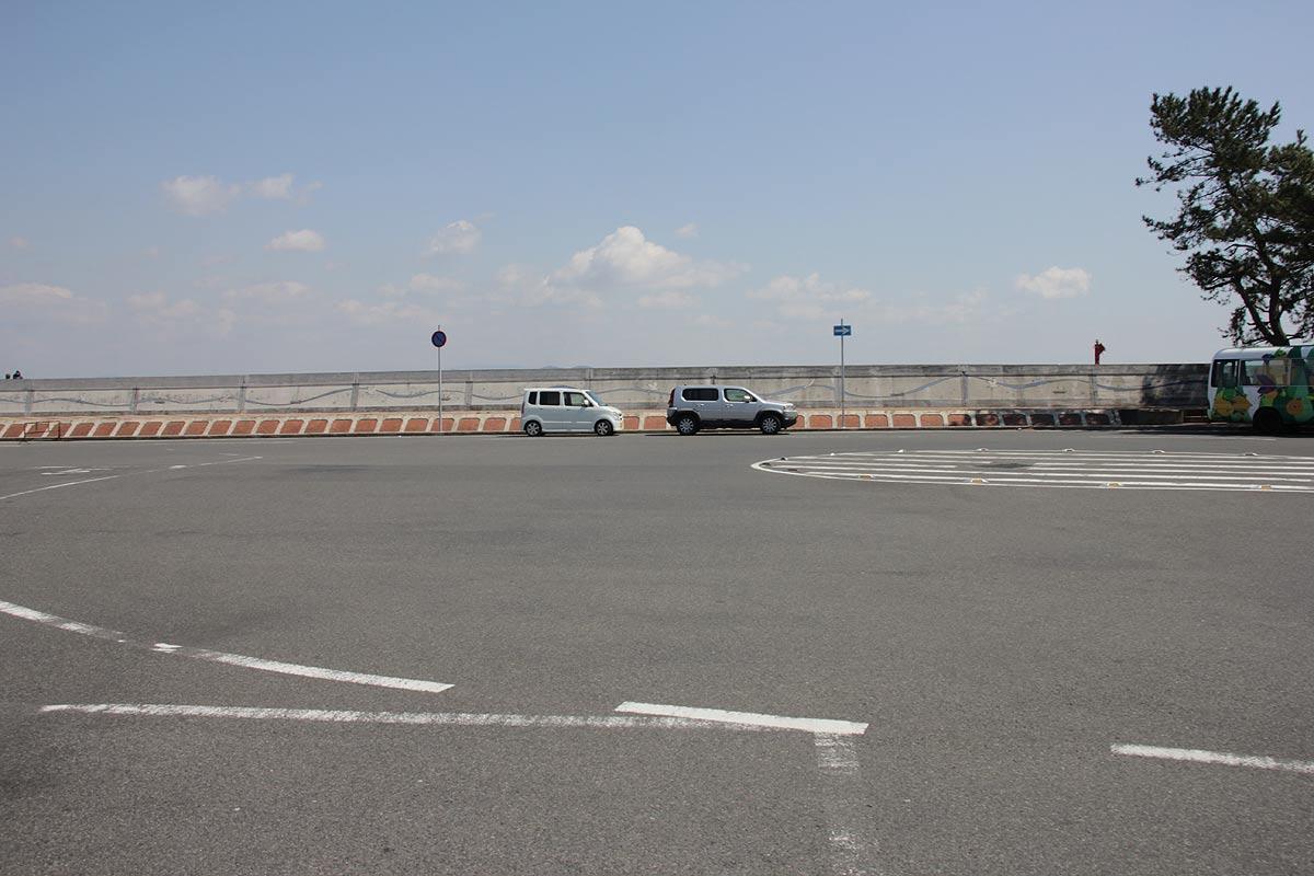 岩屋港のターミナル
